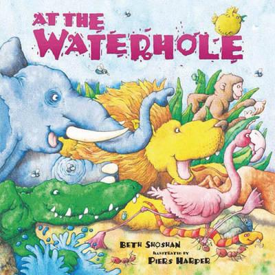 At the Waterhole (Board book)