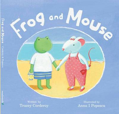 Frog and Mouse (Hardback)