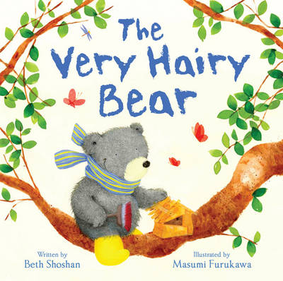 The Very Hairy Bear (Paperback)