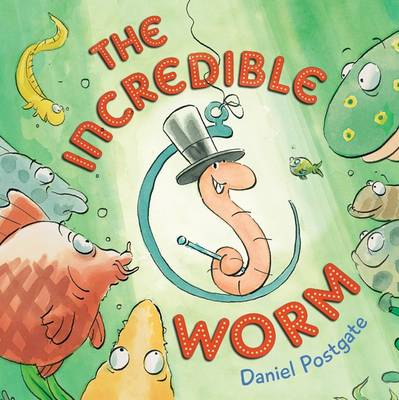 The Incredible Worm (Paperback)