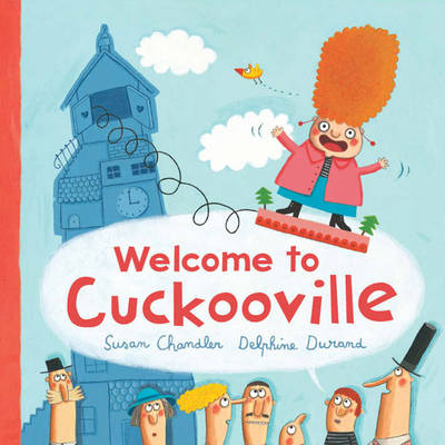 Welcome to Cuckooville (Hardback)