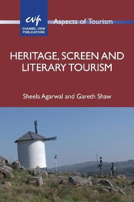 Heritage, Screen and Literary Tourism - Aspects of Tourism (Paperback)