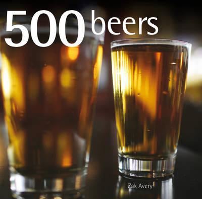 500 Beers (Hardback)