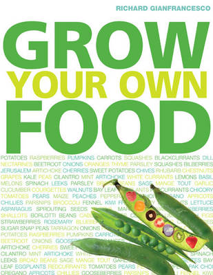 Grow Your Own Food (Paperback)