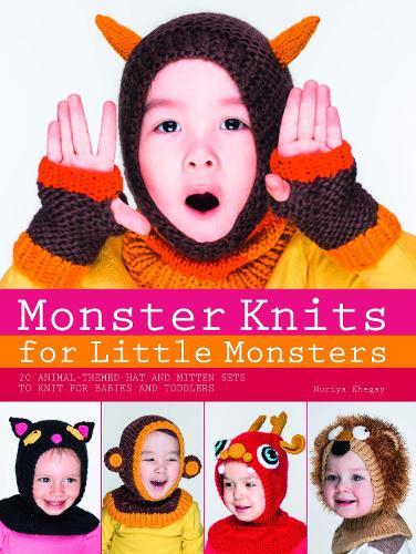 Monster Knits for Little Monsters (Paperback)