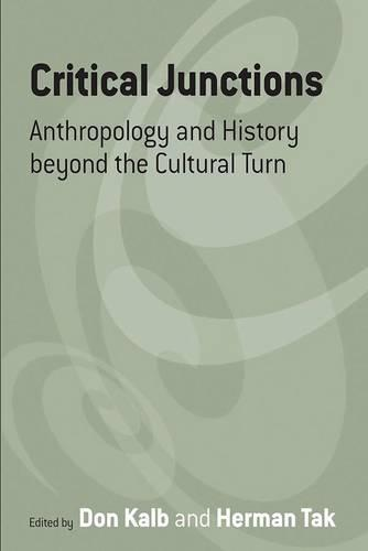 Critical Junctions in Anthropology and History: Pathways Beyond the Cultural Turn (Hardback)