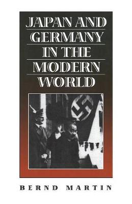 Japan and Germany in the Modern World (Paperback)