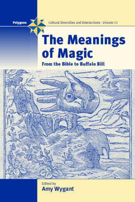 The Meanings of Magic: From the Bible to Buffalo Bill - Polygons: Cultural Diversities and Intersections 11 (Hardback)