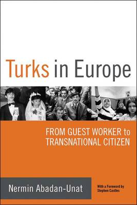 Turks in Europe: From Guest Worker to Transnational Citizen (Hardback)