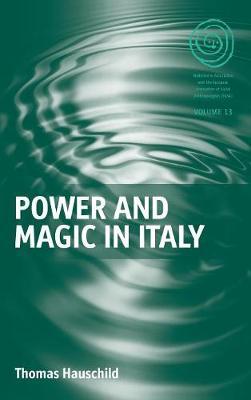 Power and Magic in Italy - EASA Series 13 (Hardback)