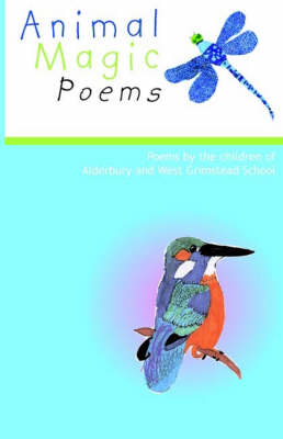 Animal Magic Poems (Paperback)