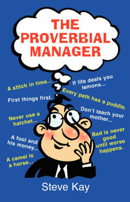 The Proverbial Manager (Paperback)