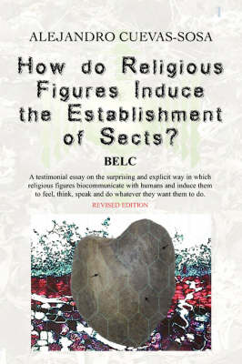 How Do Religious Figures Induce the Establishment of Sects? (Paperback)