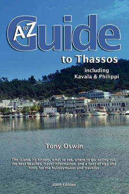 A to Z Guide to Thassos (Paperback)