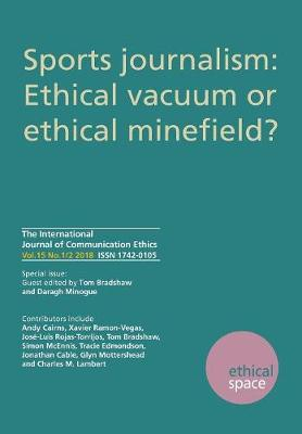 Ethical Space Vol.15 Issue 1/2 (Paperback)
