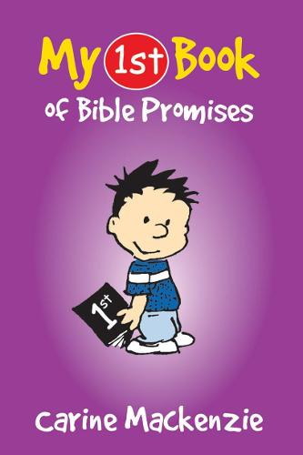 My First Book of Bible Promises - My First Books (Paperback)