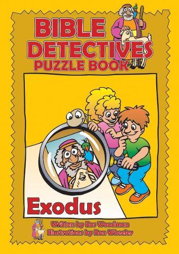 Bible Detectives Exodus - Activity (Paperback)