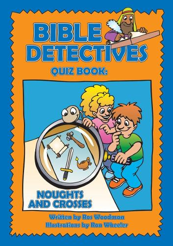 Bible Detectives Quiz Book: The Quiz Book (Paperback)