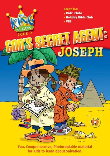 God's Secret Agent: Joseph - On The Way (Paperback)