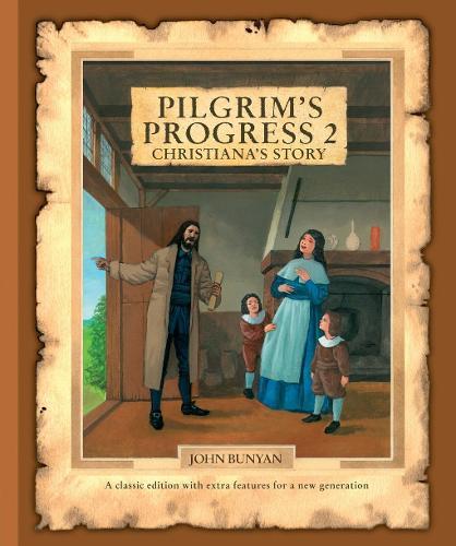 Pilgrim's Progress 2: Christiana's Story (Hardback)