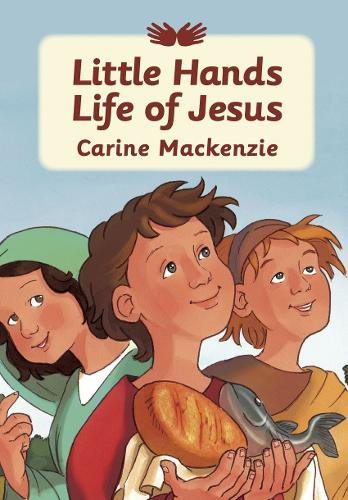 Little Hands Life of Jesus (Hardback)