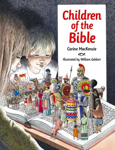 Children of the Bible: Paperback - Colour Books (Paperback)
