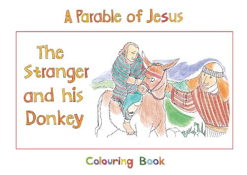 The Stranger And His Donkey: Book 1 - Bible Art (Paperback)