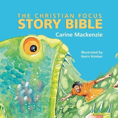 Christian Focus Story Bible (Hardback)