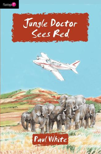 Jungle Doctor Sees Red - Flamingo Fiction 9-13s (Paperback)