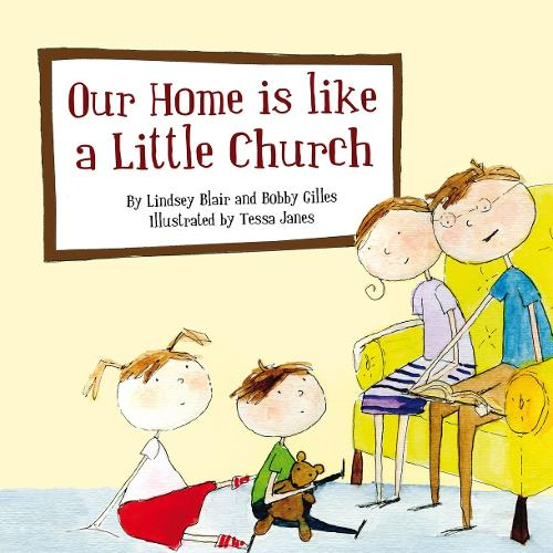 Our Home Is Like a Little Church - Colour Books (Paperback)