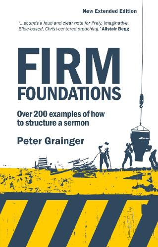 Firm Foundations (Paperback)