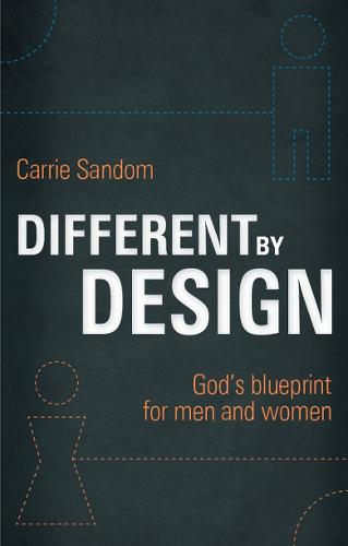 Different By Design: God's blueprint for men and women (Paperback)