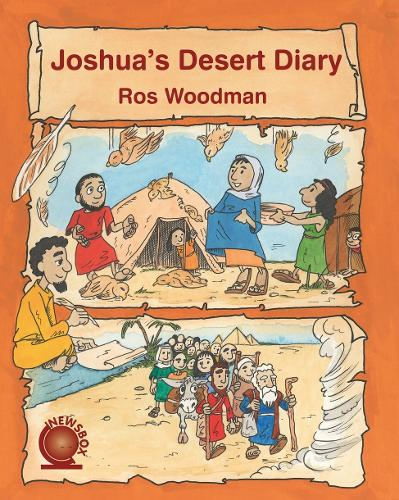 Joshua's Desert Diary - Newsbox (Paperback)
