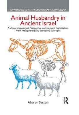 Animal Husbandry in Ancient Israel: A Zooarchaeological Perspective on Livestock Exploitation, Herd Management and Economic Strategies (Hardback)