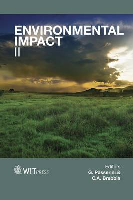 Environmental Impact: II - WIT Transactions on Ecology and the Environment 181 (Hardback)