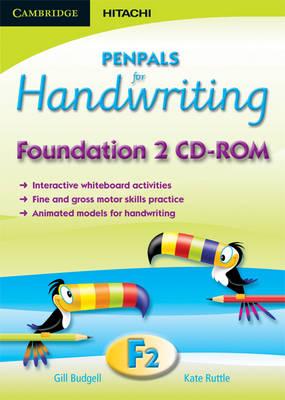 Penpals for Handwriting Foundation 2 CD-ROM - Penpals for Handwriting (CD-ROM)