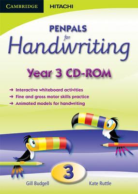 Penpals for Handwriting Year 3 CD-ROM - Penpals for Handwriting (CD-ROM)