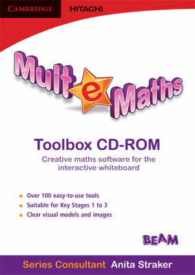 Mult-e-Maths Toolbox CD ROM - Mult-e-Maths (CD-ROM)
