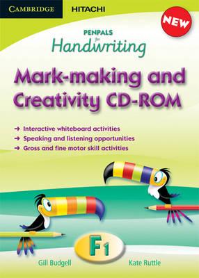Penpals for Handwriting: Penpals for Handwriting Foundation 1 Mark-making and Creativity CD-ROM: New Edition (CD-ROM)