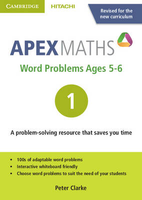 Apex Word Problems Ages 5-6 DVD-ROM 1 UK edition - Apex Maths (CD-ROM)