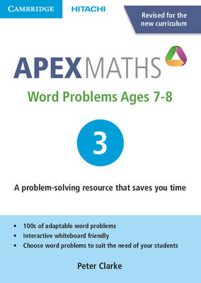 Apex Word Problems Ages 7-8 DVD-ROM 3 UK edition - Apex Maths (CD-ROM)