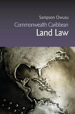Commonwealth Caribbean Land Law - Commonwealth Caribbean Law (Paperback)
