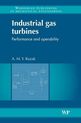 Industrial Gas Turbines: Performance and Operability (Hardback)
