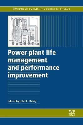Power Plant Life Management and Performance Improvement - Woodhead Publishing Series in Energy (Hardback)