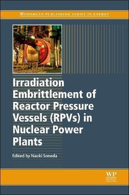 Irradiation Embrittlement of Reactor Pressure Vessels (RPVs) in Nuclear Power Plants - Woodhead Publishing Series in Energy (Hardback)