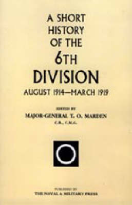 Short History of the 6th Division (Paperback)