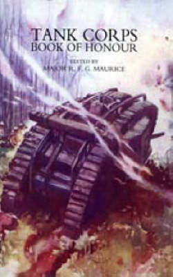 Tank Corps Book of Honour (Paperback)