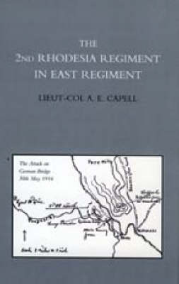 2nd Rhodesia Regiment in East Africa (Paperback)