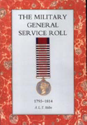 Military General Service Roll 1793-1814 2001 (Hardback)