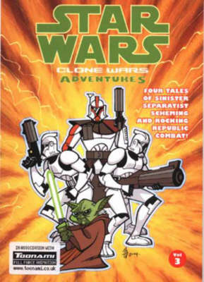 Star Wars - Clone Wars Adventures: Volume 3 (Paperback)